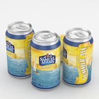 beer ale 3D model