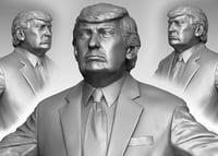 Trump Hi Poly