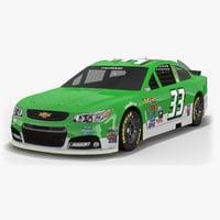 Circle Sport Boris Said NASCAR Season 2017