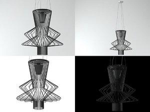 allegro ritmico 3D model