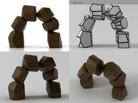 3D zenblocks