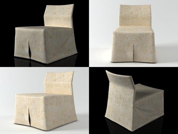 3D mannequin moooi
