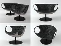 smock moroso 3D model
