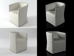 maja d 3D model