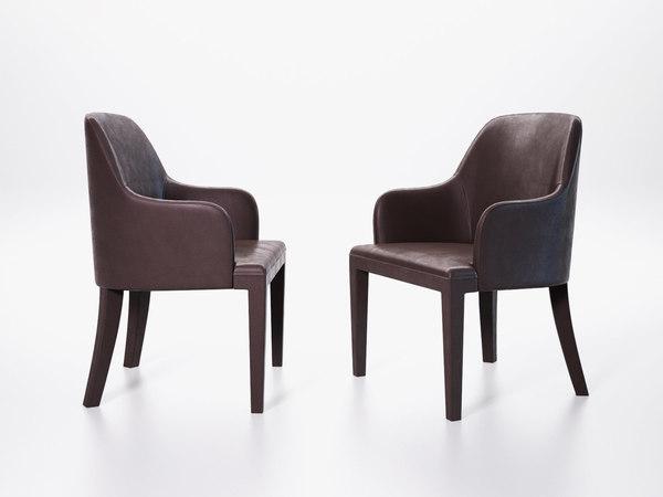 decor armchair model