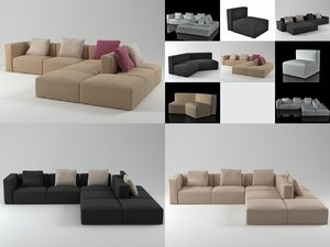 blo sofa 3D