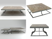 3D paul tables