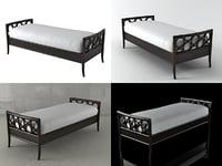 ao-82 laura kirar bench 3D model