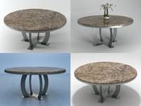 gilbert table model