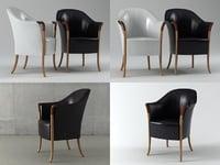 3D 64220 armchair