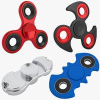 3D spinner 01