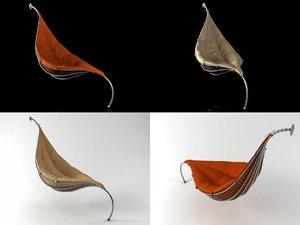 satala hammock 3D
