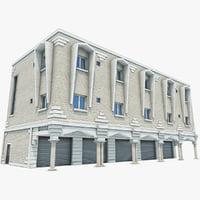 Arabic Store Building