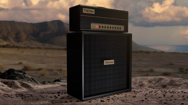 3D friedman amp