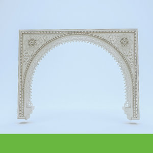 arch 3D