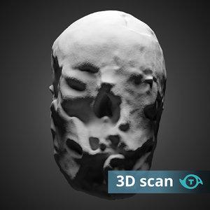 statue jericho 3D