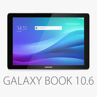 Samsung Galaxy Book 10.6 Inches