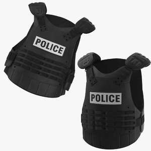 police riot gear poses model
