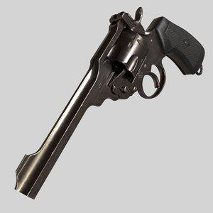 3D ready revolver