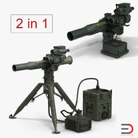 BGM-71 TOW Missile Systems Collection