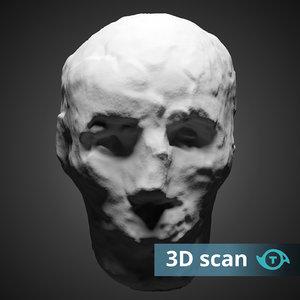 3D statue jericho