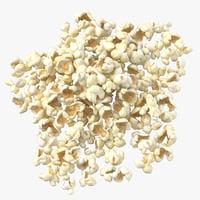 Movie Popcorn - Pile