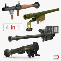 Rocket Launchers Collection
