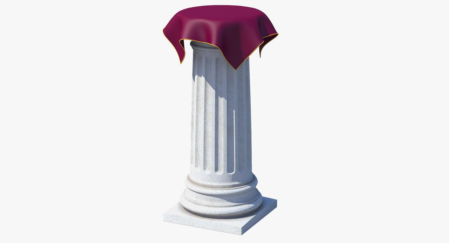 pedestal model