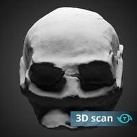 Jericho skull - 12 simple scan