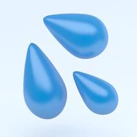 tears icon model