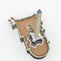 3D tree hill