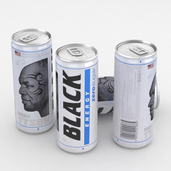 beverage black energy model