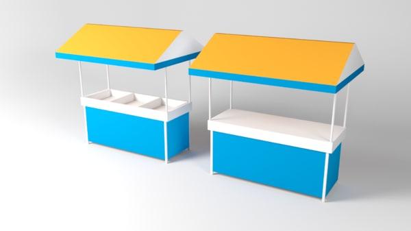 3D event planning model