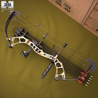 bear archery cruzer 3D
