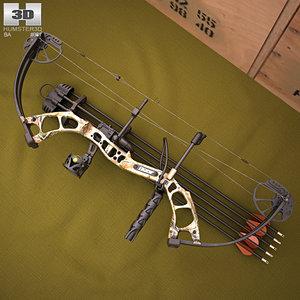 bear archery cruzer 3D