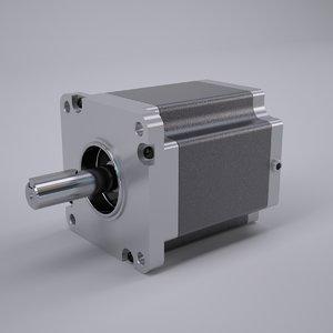 3D motor fl110sth xl model