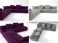 luis sofa comp2 model