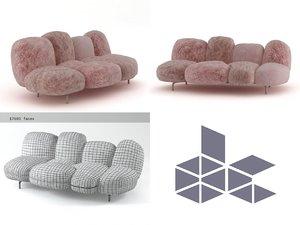 cipria sofa 3D model