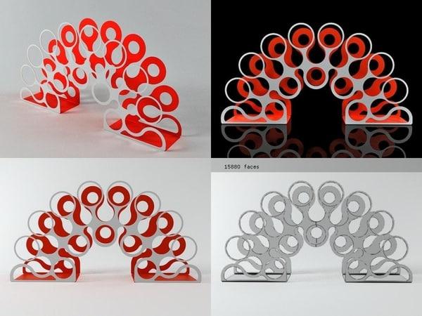 ola 3D model