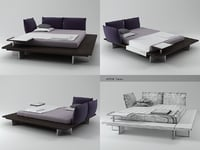 maly bed model