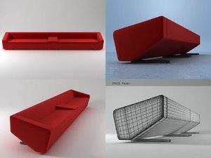 3D xxl nurus model