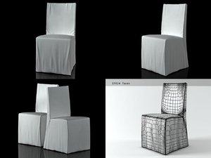 3D creta poliform model