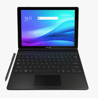 3D samsung galaxy book 12