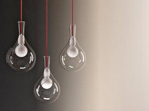 liquid lights px04 3D model