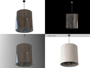 3D light shade 70