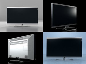 3D tv individual 52 compose
