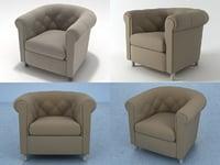 arcadia armchair model