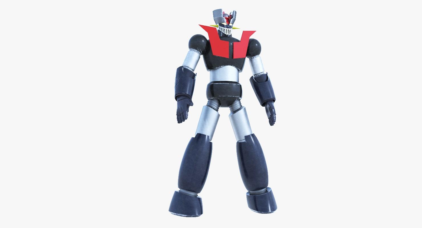 Mazinger Robot