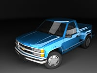 1992 Chevy C/K Sportside