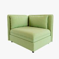 Ikea Vallentuna Sofa